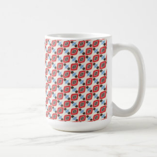 Vortex pattern. Customizable. Classic White Coffee Mug
