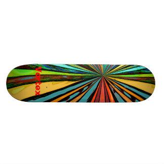 Vortex, skateboard