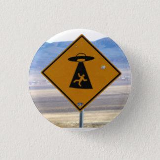 VORTEX UFO small, 3.175cm round can badge 1 Inch Round Button