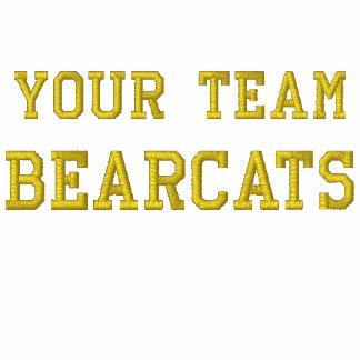 Vos Bearcats de nom d'équipe ont brodé le tee - sh