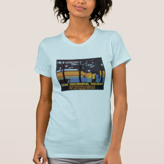 Vos vacances continentales t shirts