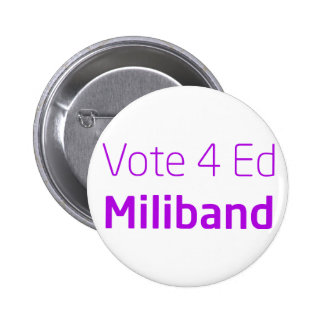 VOTE4EDMILIBAND BUTTON