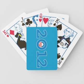 Vote 2012 Playing Cards