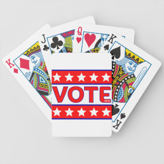 vote 2016 poker deck