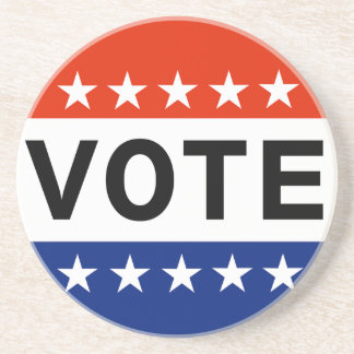 Vote 2018 Midterm Elections Coaster