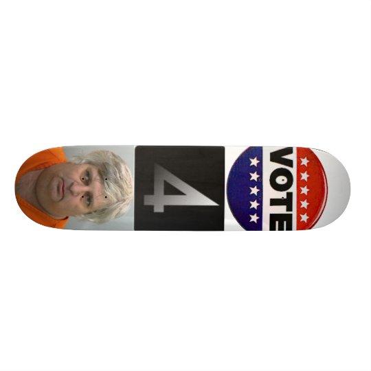 vote 4 vito custom skateboard