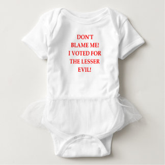 VOTE BABY BODYSUIT
