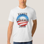 Vote Barack Obama 2016 Presidential Election T-shirts