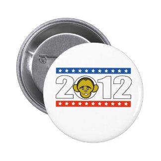 vote Barack Obama Buttons