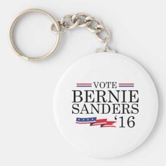 Vote Bernie Sanders 2016 Basic Round Button Keychain