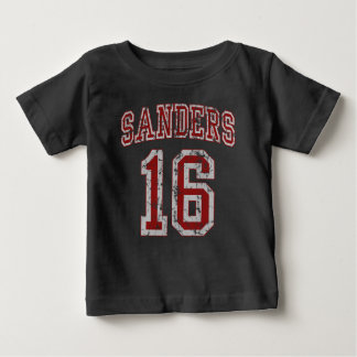 Vote Bernie Sanders for President 2016 Baby T-Shirt