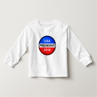 Vote Button President Toddler T-shirt