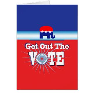 VOTE CARD