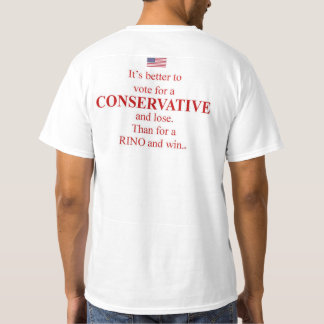 Vote Conservative! T-Shirt