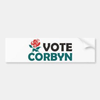 Vote Corbyn Bumper Sticker