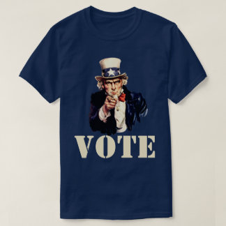 VOTE (Dark) T-Shirt