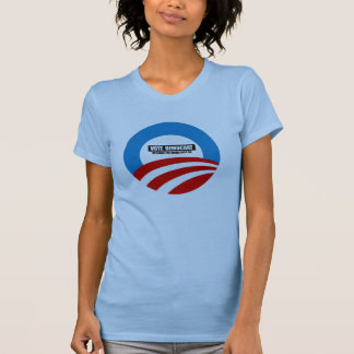 VOTE DEMOCRAT. BECAUSE THE MEDIA SAYS SO. T-Shirt