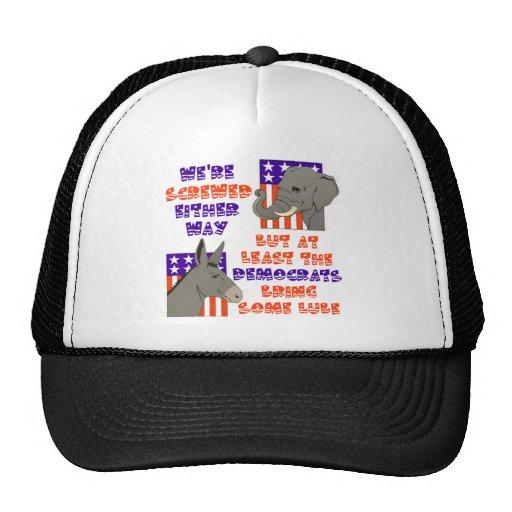 Vote Democrat! Hat