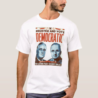 Vote Democratic T-Shirt