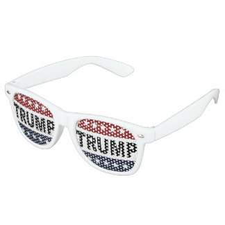 Vote Donald Trump Election Rally Party Sunglasses