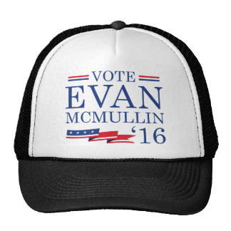 Vote Evan McMullin 2016 Trucker Hat
