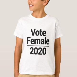 Vote Female 2020 T-Shirt