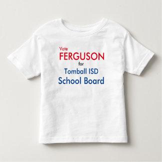 Vote Ferguson Kids' Shirt