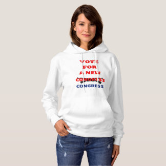 Vote For A New Congress. Protect Our Children! Hoodie