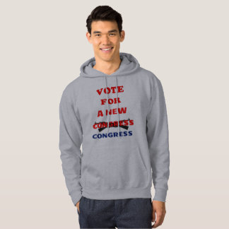 Vote For A New Congress. Protect Our Children Hoodie