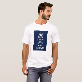 Vote for Britain T-Shirt