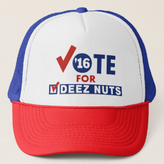 Vote For Deez Nuts Trucker Hat