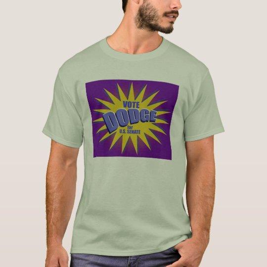 Vote For Dodge Men's T Shirt
