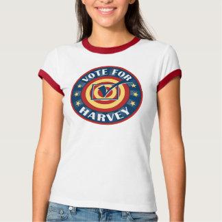 Vote for Harvey Customized Women's Tee Shirt