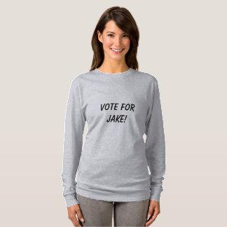 Vote for Jake women shirt