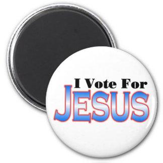 VOTE FOR JESUS MAGNETS