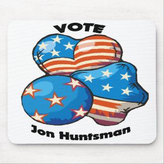 Vote for Jon Huntsman Mousepad