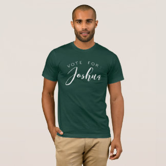 Vote for: Joshua T-Shirt