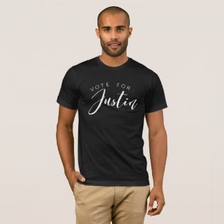 Vote for: Justin T-Shirt