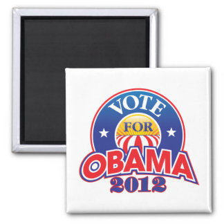 Vote for Obama 2012 Magnet