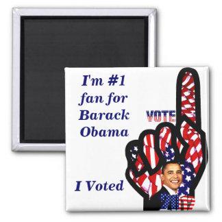 Vote for Obama #2_ Magnet