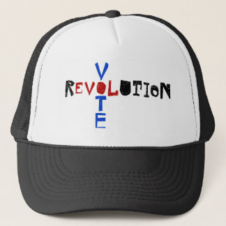 Vote For Revolution Trucker Hat