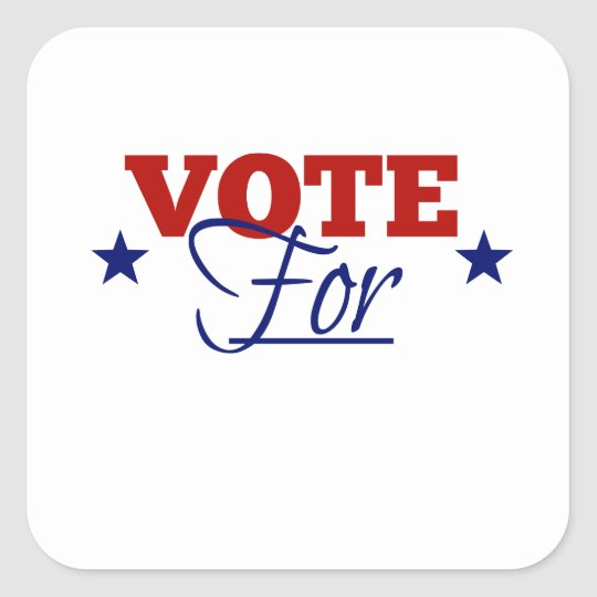Vote FOR stickers (version 1)