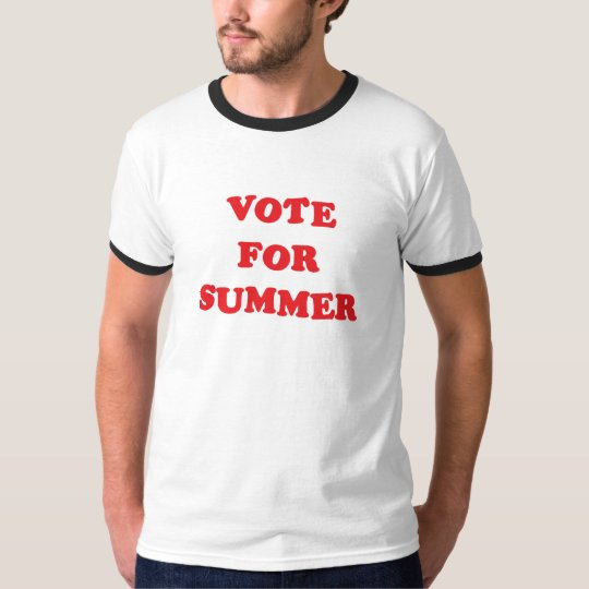 Vote For Summer T-Shirt