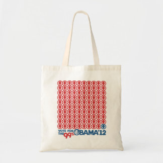 Vote for the 99 Percent - Tote Bag