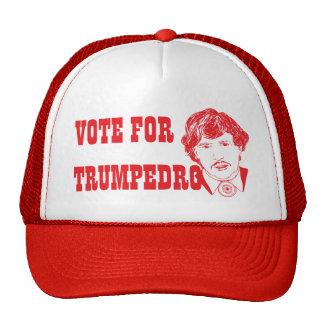 VOTE FOR TRUMPEDRO | Funny Red Trucker Hat