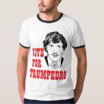 VOTE FOR TRUMPEDRO  Political Humour Mens Tee
