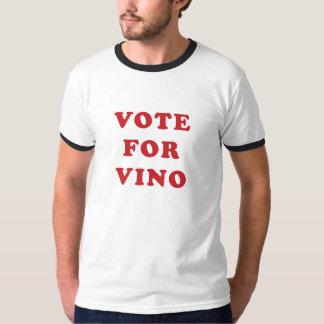 Vote for Vino T-Shirts