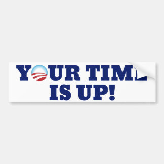 Vote Him Out Bumper Sticker