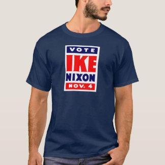 Vote Ike, Nixon in 1952 T-Shirt