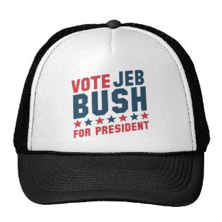 Vote Jeb Bush Trucker Hat